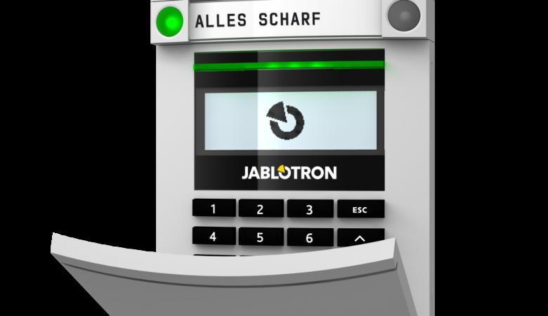 Jablotron 100 Bedienteil